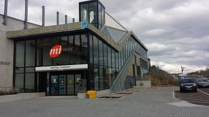 Central parkway Transitway Station A05.jpg