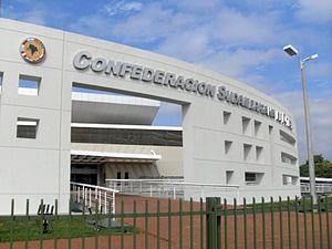 Luque - CONMEBOL
