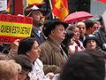 Cesar Vidal en la manifestacion convocada por la AVT el 25 noviembre de 2006 contra cualquier negociacion con ETA.jpg