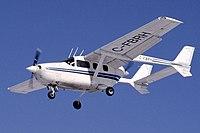 Cessna 337G Skymaster, North Shore Air AN0145753.jpg