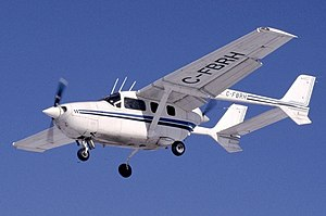 Cessna 337G Skymaster, North Shore Air AN0145753.jpg