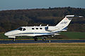 Cessna 510 Citation Mustang 'OE-FWF' (12161901705).jpg