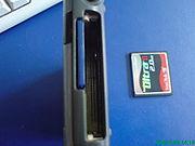 Loox 720 CF-II slot