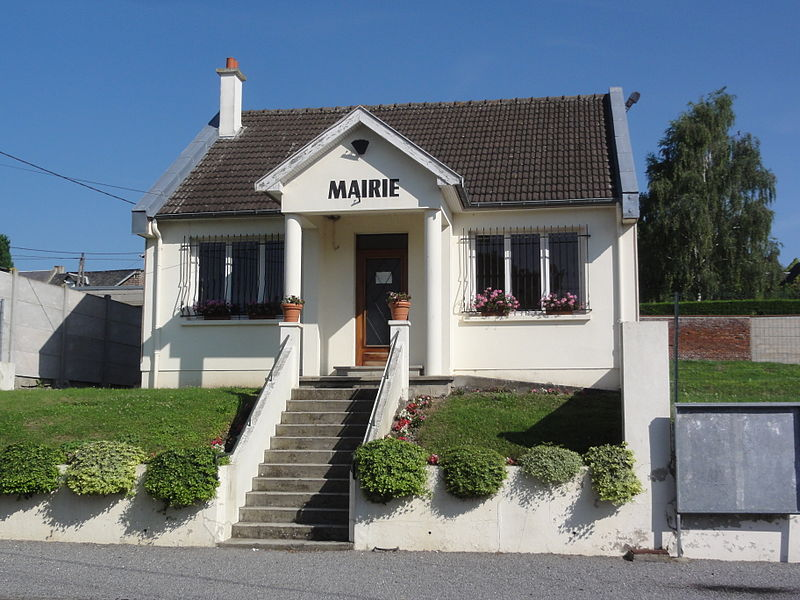 Châtillon-sur-Oise (Aisne) mairie