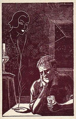 """Ch. Boirau, """"The Spleen"""" (""""Melancholy"""")"""