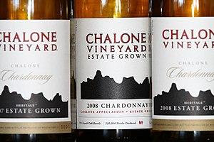 Chalone Vineyard - Chalone Estate Chardonnay