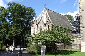 The Cathedral School, Llandaff - The school chapel