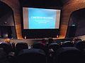 Charla de apreciación cinematográfica en la sala 6 de la Cineteca Nacional de México 1.JPG