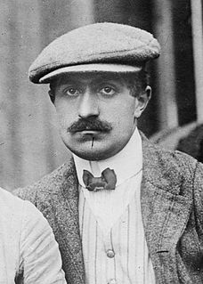 Charles Voisin French aviator
