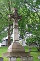 Charles E. Speer Cross, Allegheny Cemetery, 2015-05-16, 01.jpg