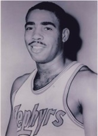 1962 NBA draft - Charles Hardnett was selected 19th overall by the St. Louis Hawks.