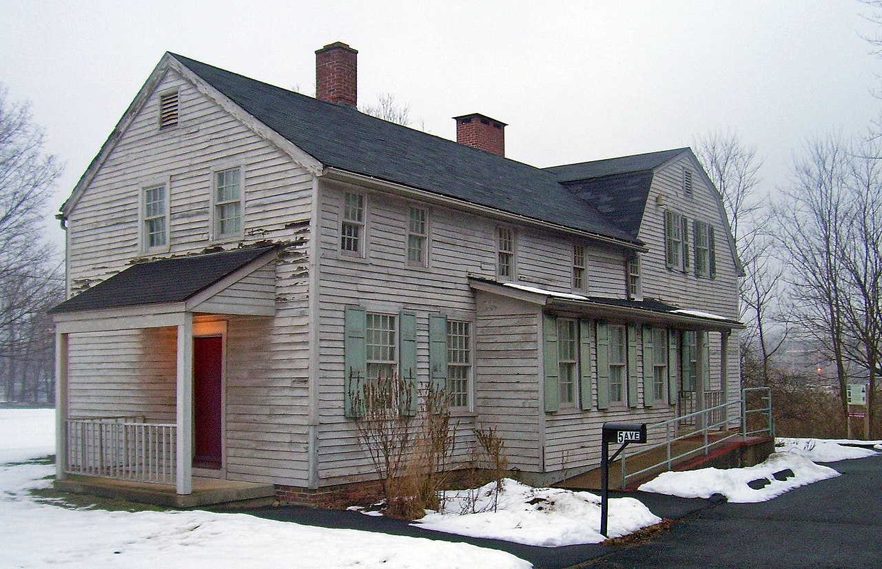 File charles ives house danbury wikipedia for The danbury