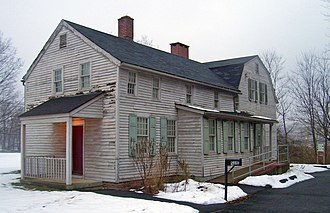Charles Ives - Charles Ives House in Danbury, Connecticut
