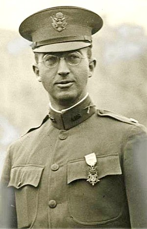 Charles White Whittlesey - Medal of Honor recipient