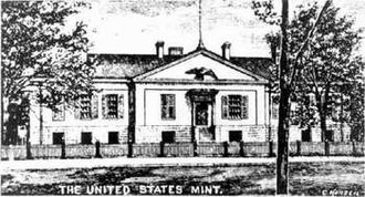 Mint Museum - The Charlotte Mint from an 1850 drawing