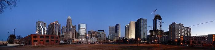 Charlotte North Carolina Wikipedia