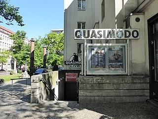 Quasimodo (music venue)