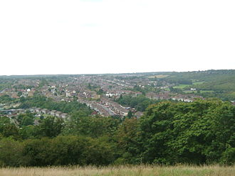 (3) Luton Valley, from Darland Banks ChathamDarland3029.JPG