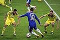 Chelsea 6 Maribor 0Champions League (15599648465).jpg