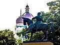 Chh Shivaji statue, Gateway of India.jpg