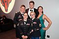 Chicago Bears quarterback Jay Cutler poses with soldiers 130518-A-KL464-020.jpg