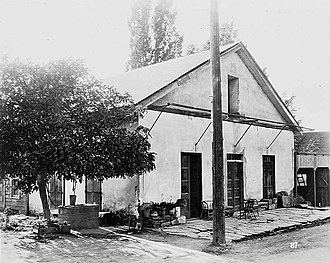 National Register of Historic Places listings in Amador County, California - Image: Chichizola Family Store (Jackson, CA)