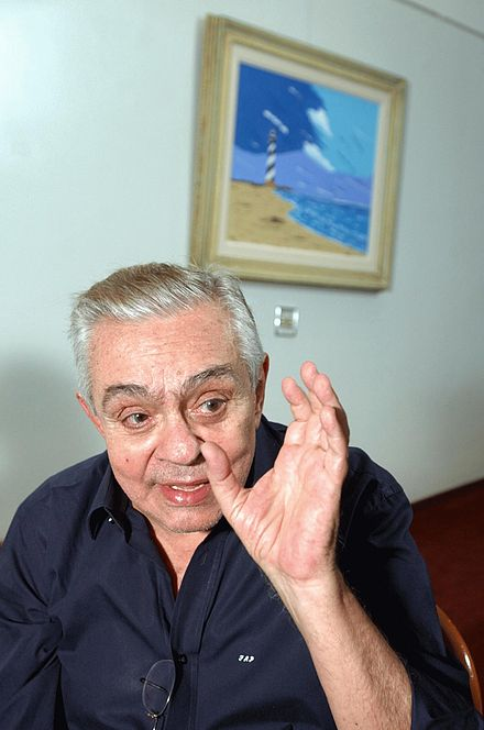 Chico Anysio em 2003.
