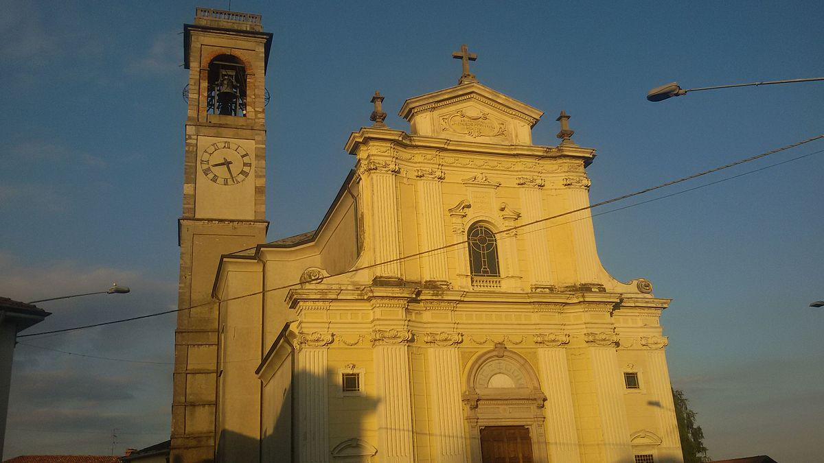 Chiesa dei santi pietro e paolo uggiate wikipedia for La sua e la sua costruzione
