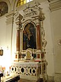 Chiesa della Natività della Beata Vergine Maria, interno (Schiavonia, Este) 04.jpg