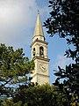 Chiesa di San Pietro Apostolo, campanile (Roveredo di Guà) 03.jpg