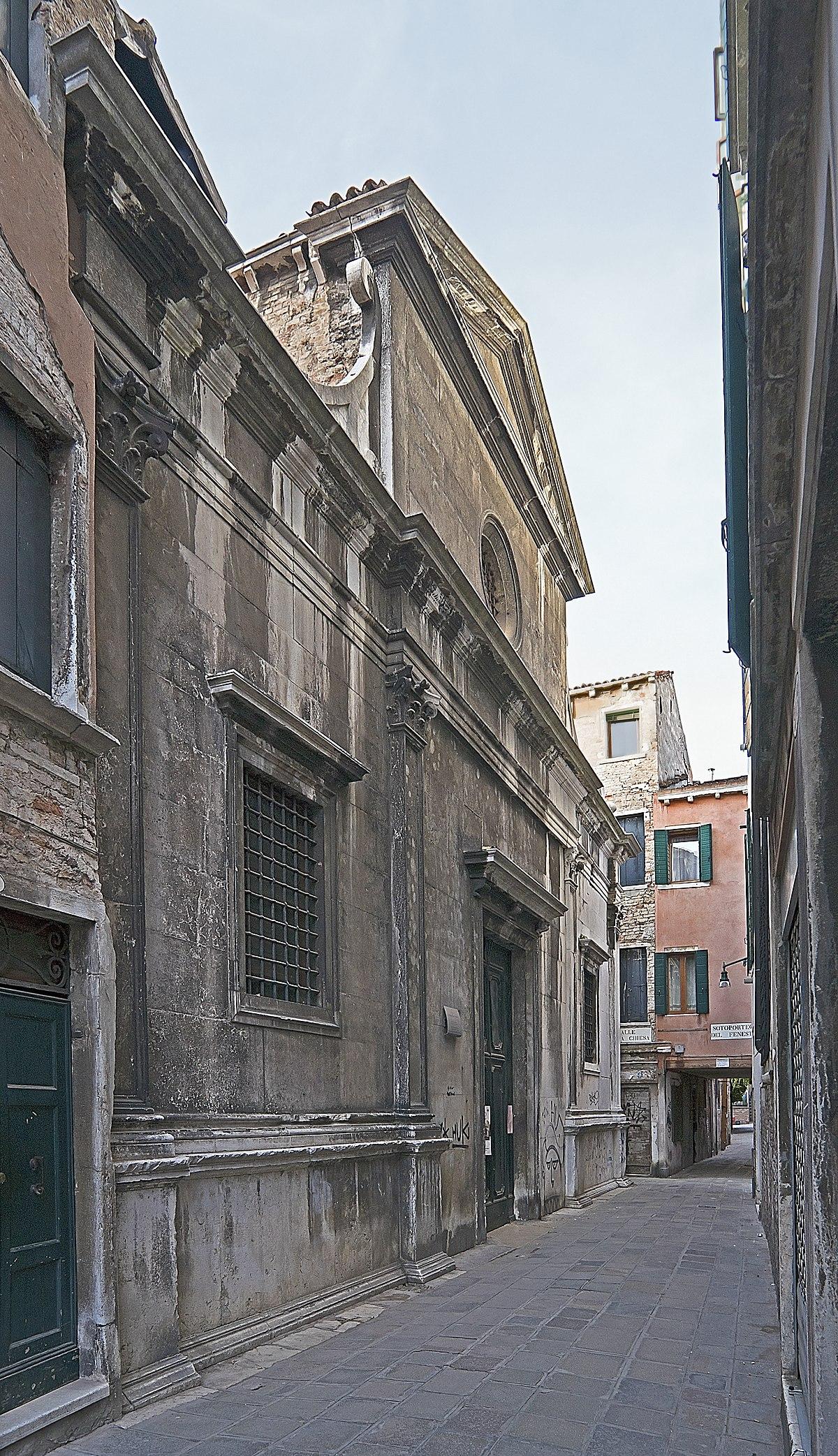 Antonio buora wikipedia for Scuola sansovino venezia