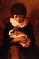 Child with Rabbit - Eastman Johnson.png