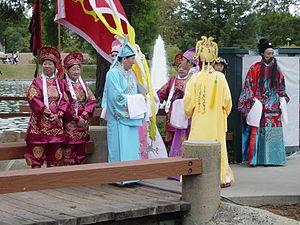 Chinese opera - Opera costumes