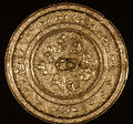 Chinese - Mirror with Lions Among Grapevines - Walters 54470.jpg