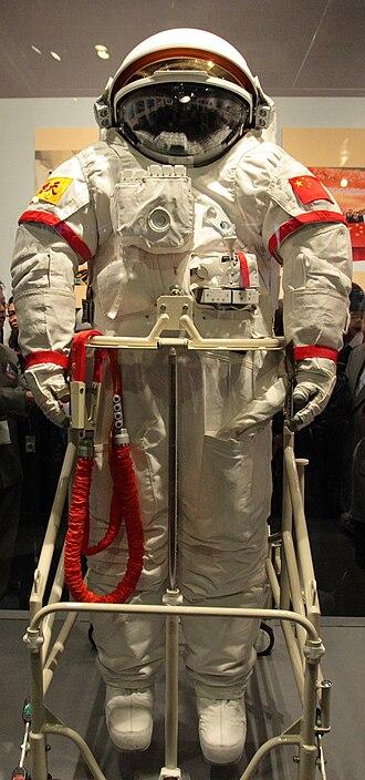Feitian space suit - Feitian Space Suit