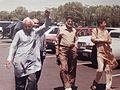 Chinu Modi Adil Mansuri Shobhit Desai New York 1996.jpg