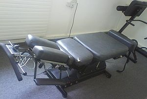 Bed Of Chiropractic,