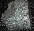 Chlorite schist (Neoarchean; Soudan Mine, Soudan, Minnesota, USA) 1 (22286542128).jpg