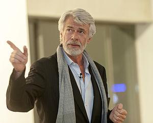 Chris Dercon - Chris Dercon speaking at the Istanbul Modern Art Museum in 2015