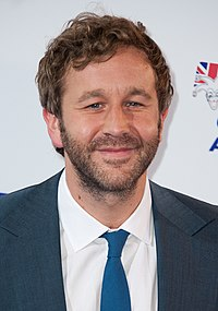 Chris O'Dowd at British Comedy Awards (cropped).jpg