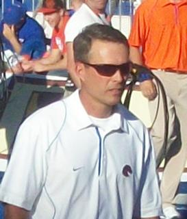 Chris Petersen American football coach