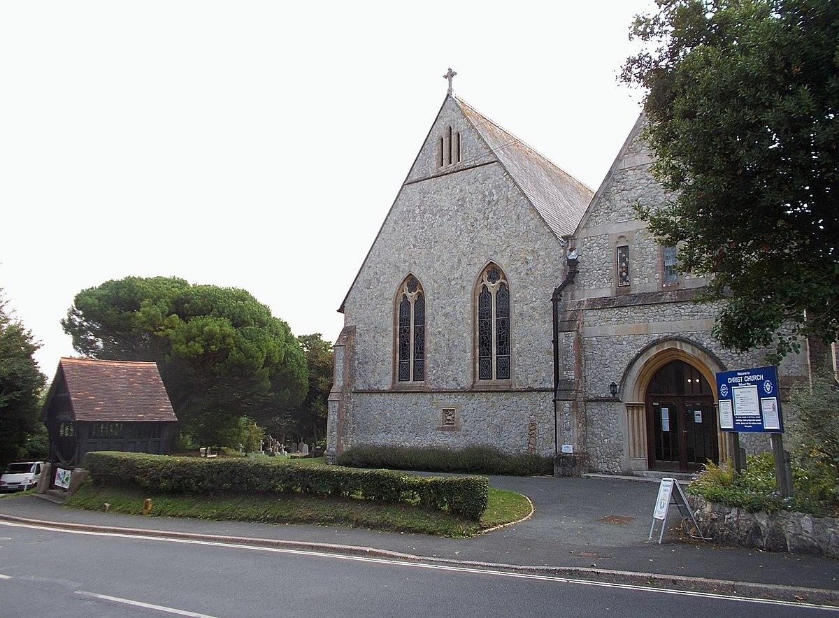 Christ Church Picture: Christ Church, Totland