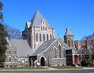 Glen Ridge, New Jersey - Christ Church Episcopal