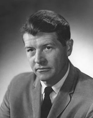 Christian B. Anfinsen - Christian B. Anfinsen in 1969