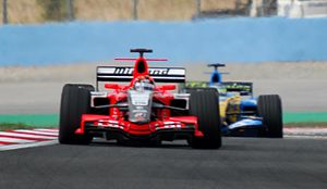 2006 Turkish Grand Prix - Christijan Albers was demoted ten places for an engine change.