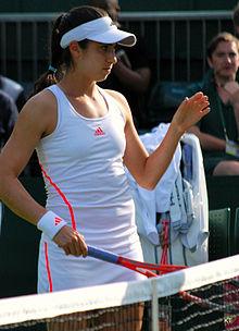 Lauren Mchale Tennis