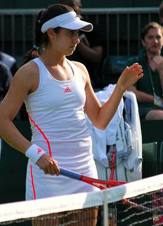 Christina McHale - McHale at the 2012 Wimbledon Championships