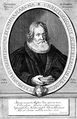 Christoph Scheibler
