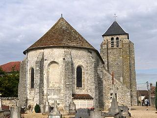 Achères-la-Forêt Commune in Île-de-France, France