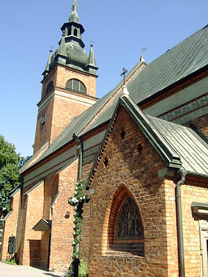 Radłów - Saint John Church